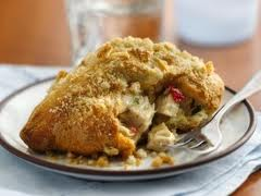 Savory Chicken Squares