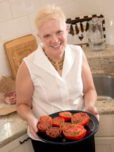 Diane - Chef and Owner of Ladyfingers