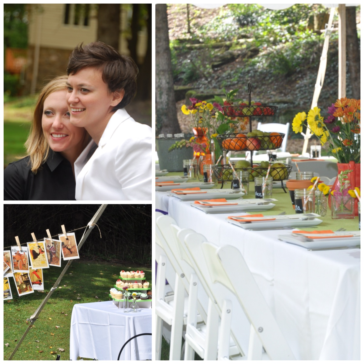 brunch wedding ladyfingers private chef and pittsburgh caterer