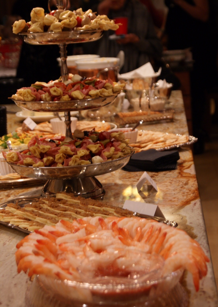 Holiday Parties Archives - Ladyfingers Private Chef and ...