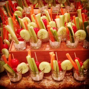 crudite cups